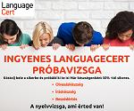 Ingyenes LanguageCert próbavizsga akció